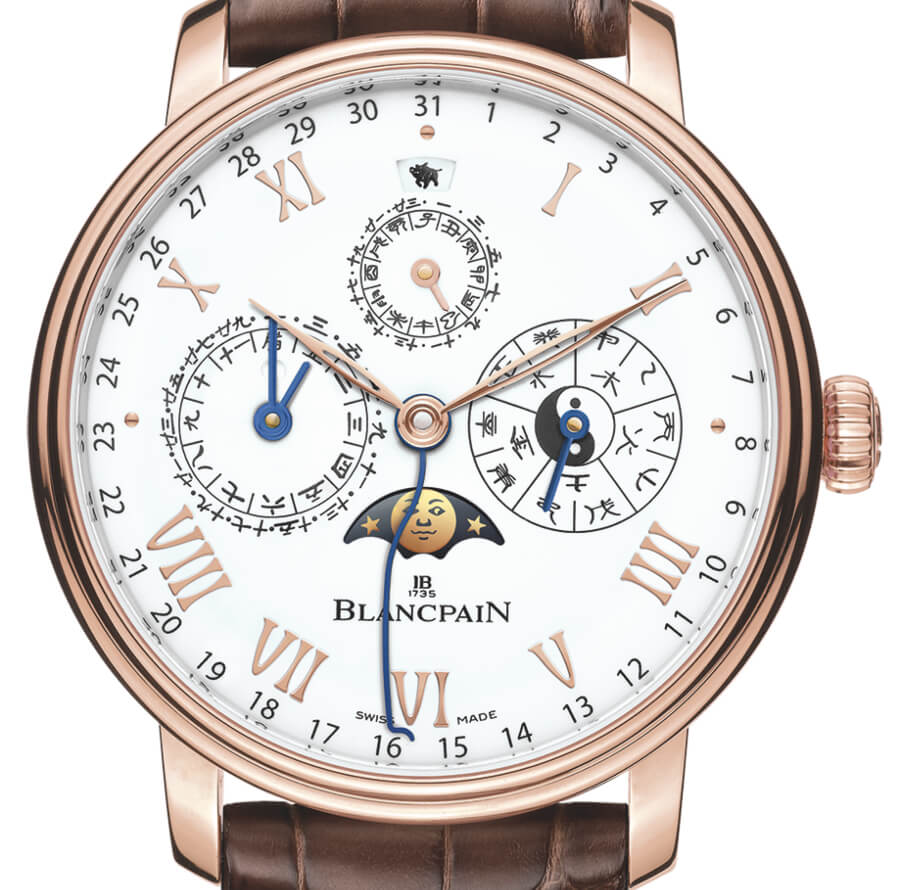 Blancpain Traditional Chinese Calendar Year Of The Pig