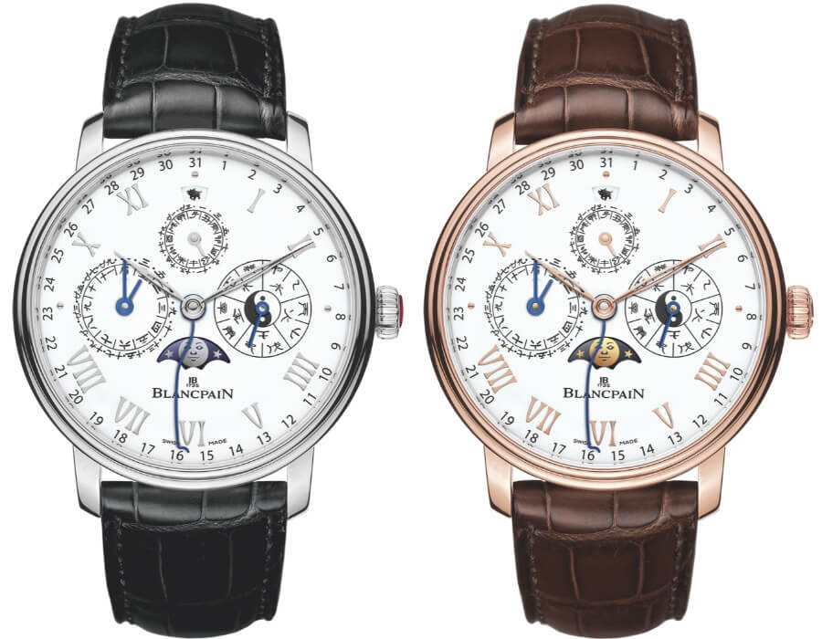 Blancpain Traditional Chinese Calendar Watch Review