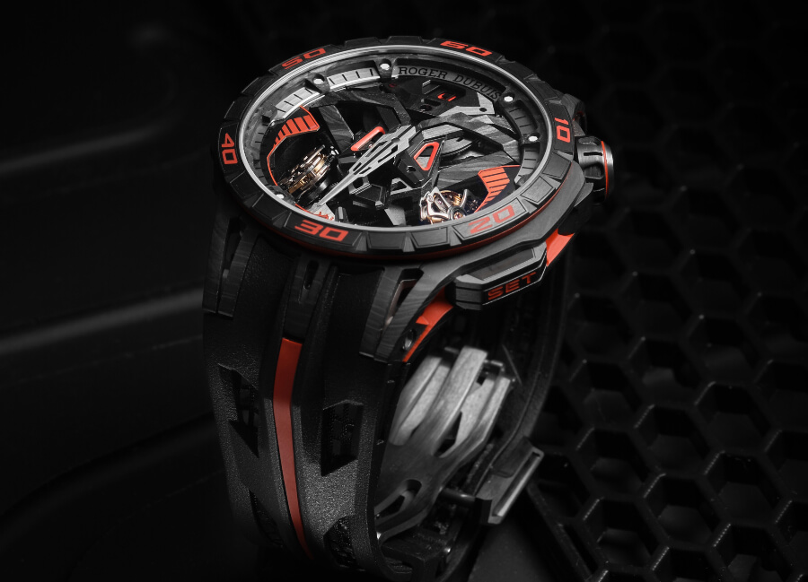 The New Roger Dubuis Excalibur One-Off