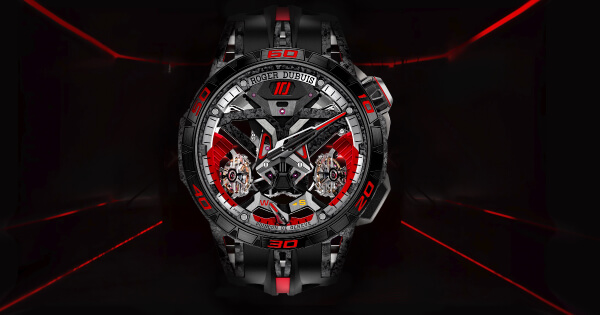 SIHH 2019: Roger Dubuis Excalibur One-Off