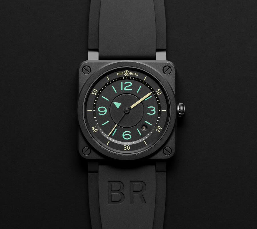 Bell & Ross BR 03 Bi-Compass