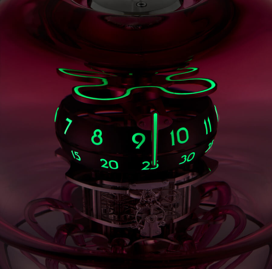 Medusa MB&F And L'Epee 1839