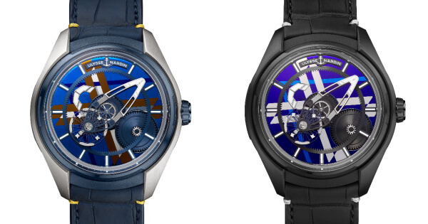 Ulysse Nardin Freak X Marquetry (Pictures, Specifications and Price)
