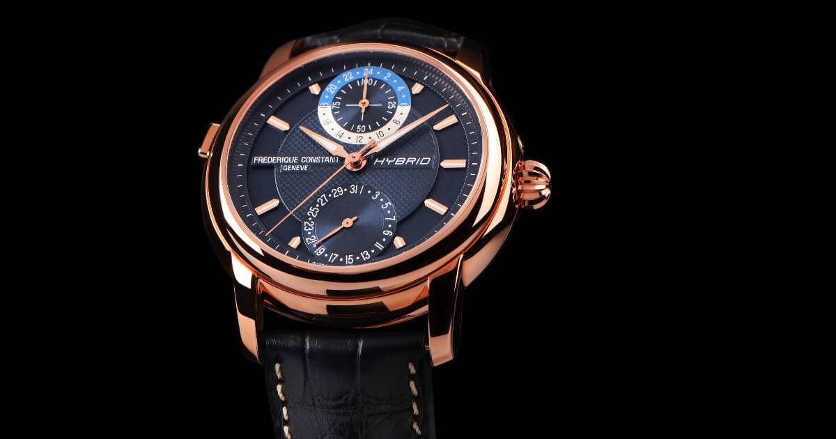 Frederique Constant Hybrid Manufacture (Pictures, Specifications and Price)