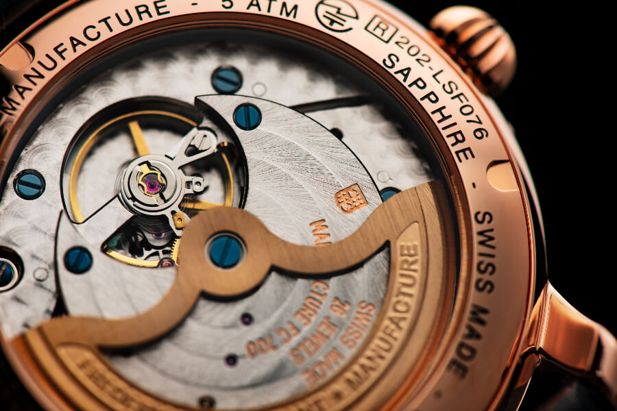 Frederique Constant Hybrid Manufacture Movement