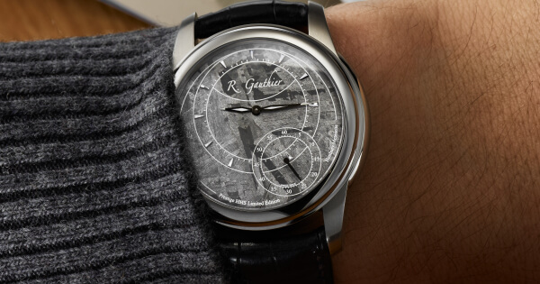 Romain Gauthier Prestige HMS Stainless Steel (Pictures, Specifications and Price)