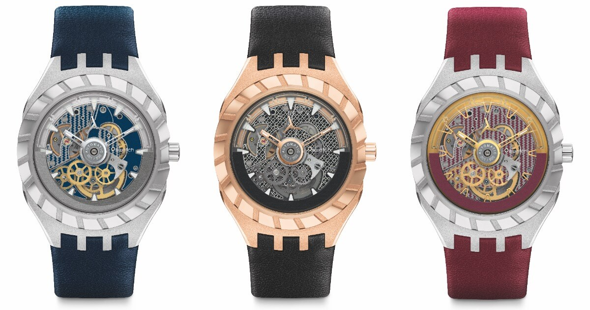 Swatch Flymagic (Pictures, Specifications and Price)