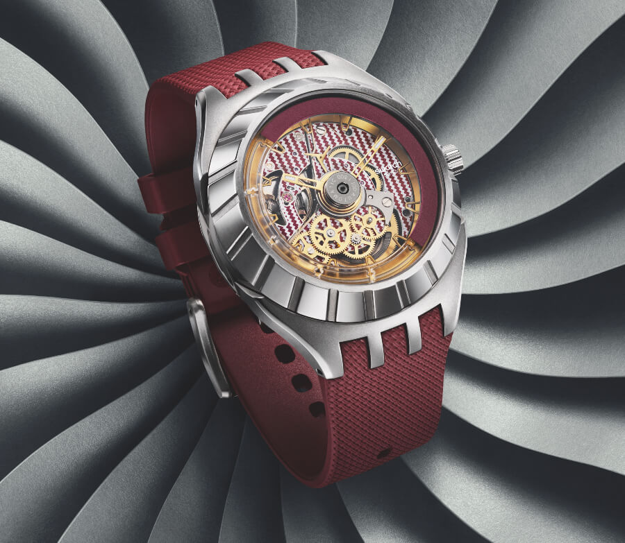 The New Swatch Flymagic