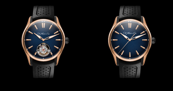 H. Moser & Cie. Pioneer Tourbillon and Pioneer Centre Seconds