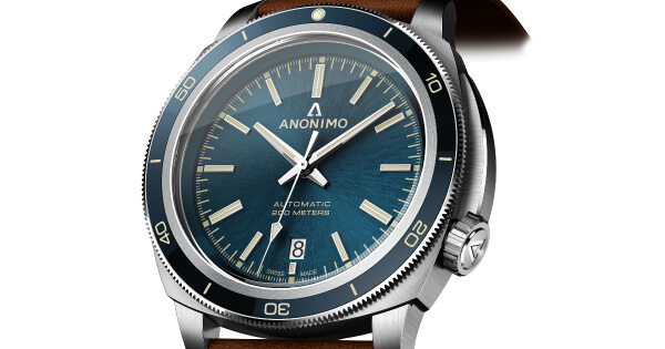Anonimo Nautilo Vintage (Pictures, Specifications and Price)