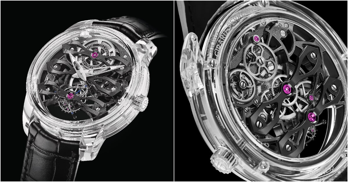 Girard-Perregaux Quasar (Pictures, Price and Specifications)