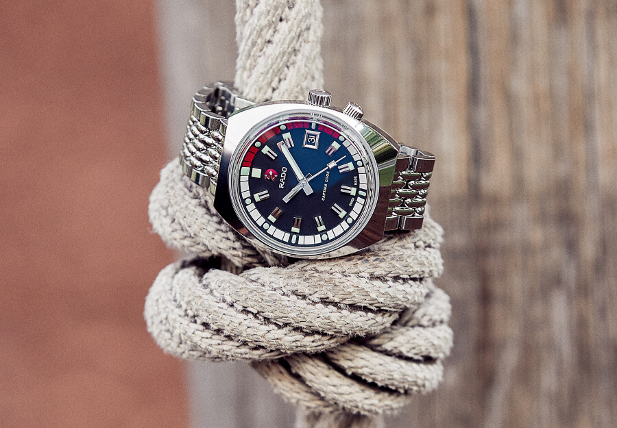 Rado Tradition Captain Cook MKII Automatic Limited Edition Watch Review