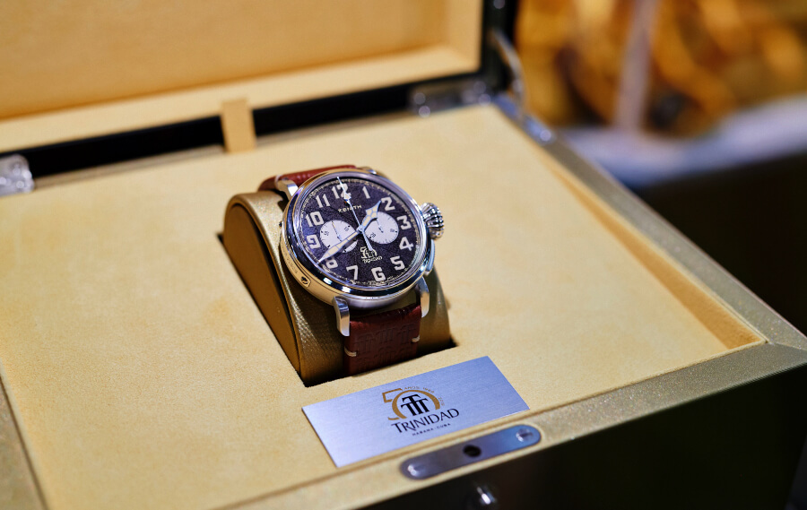 Zenith Pilot Type 20 Chronograph Trinidad Edition