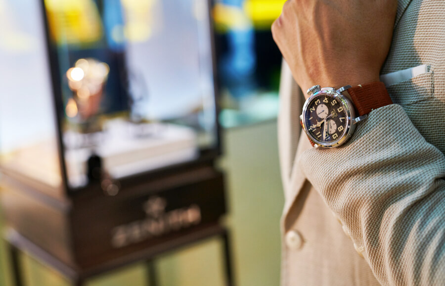 Zenith Pilot Type 20 Chronograph Trinidad Edition Watch Review