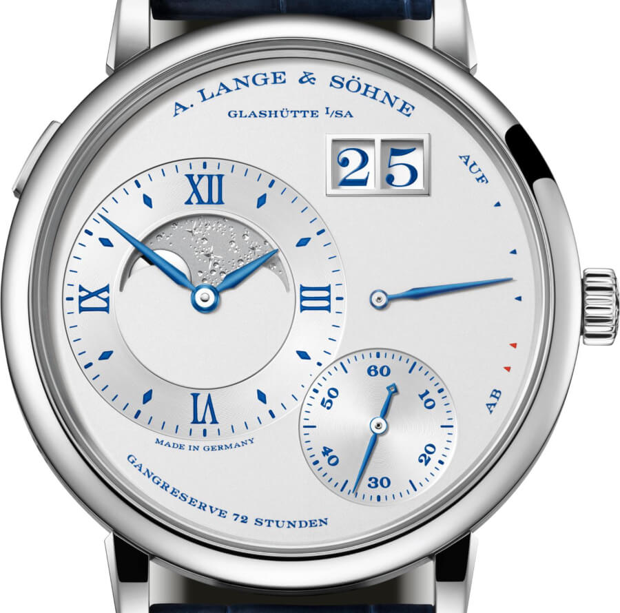 "A. Lange & Sohne Grand Lange 1 Moon Phase ""25th Anniversary"""
