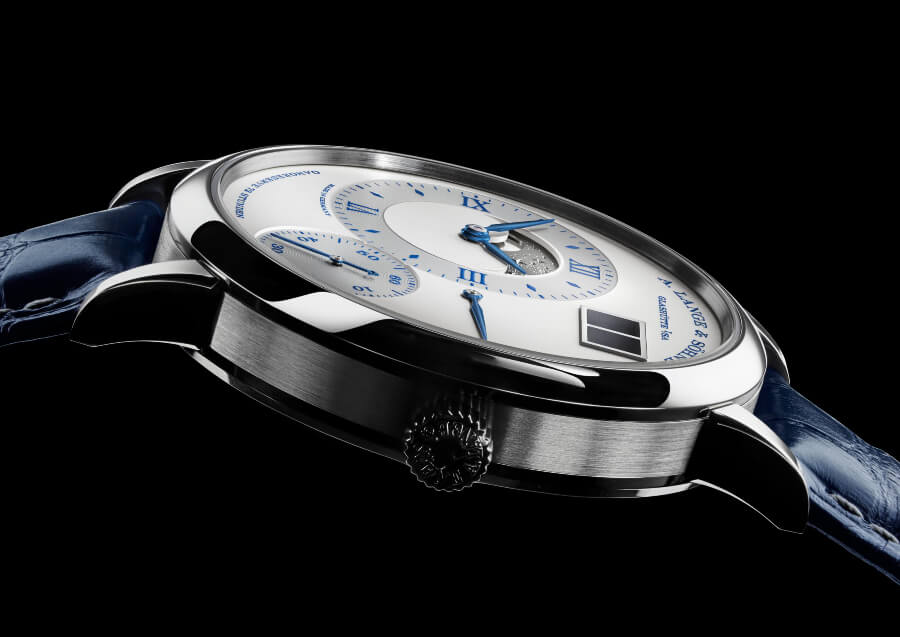 "A. Lange & Sohne Grand Lange 1 Moon Phase ""25th Anniversary""  Case"
