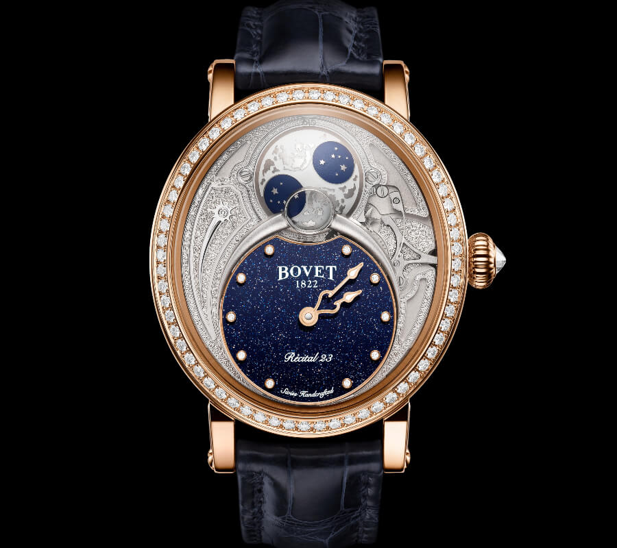 Bovet Recital 23 Moon Phase