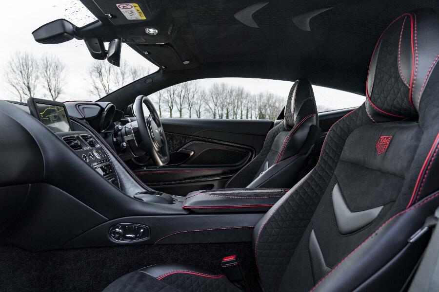 Aston Martin DBS Superleggera TAG Heuer Edition Interior