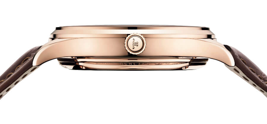 Jaeger-LeCoultre Master Ultra Thin Tourbillon In Pink Gold Case