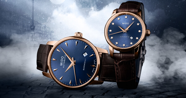 Mido Baroncelli Midnight Blue (Specifications and Price)