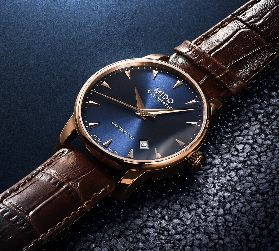 Mido Baroncelli Midnight Blue Watch Review