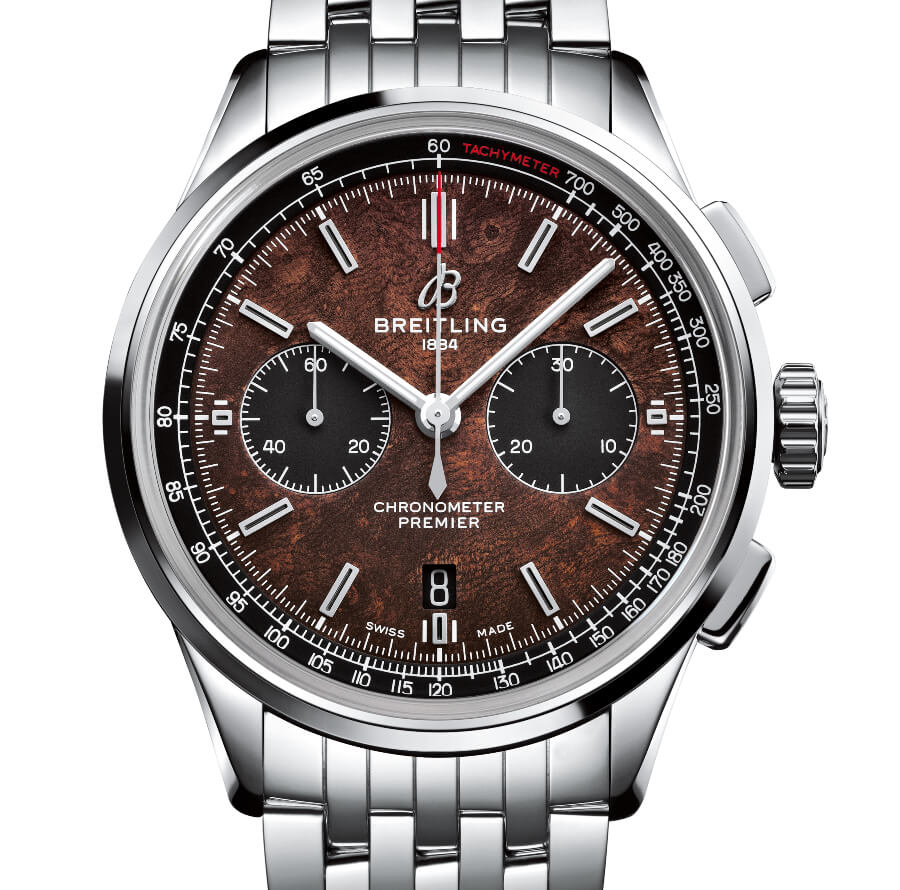 The New Breitling Premier Bentley Centenary Limited Edition