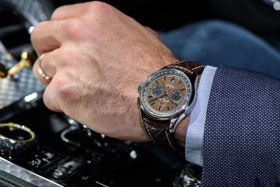 Breitling Premier Bentley Centenary Limited Edition Watch Review