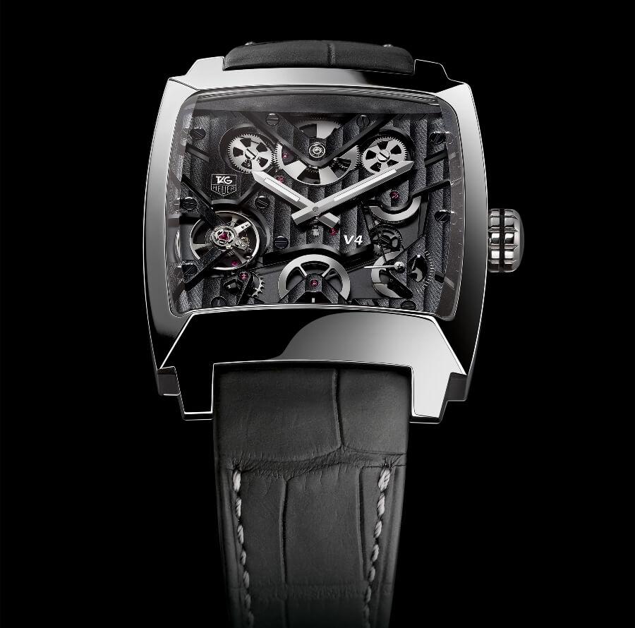2011 MONACO V4 Haute Horlogerie