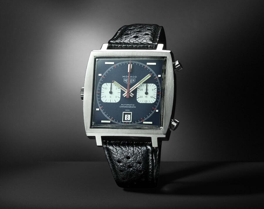 1969 Original Heuer Monaco Chronograph
