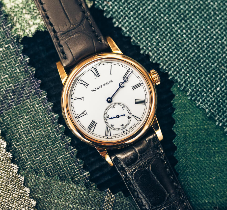 Philippe Dufour Simplicity Watch Review