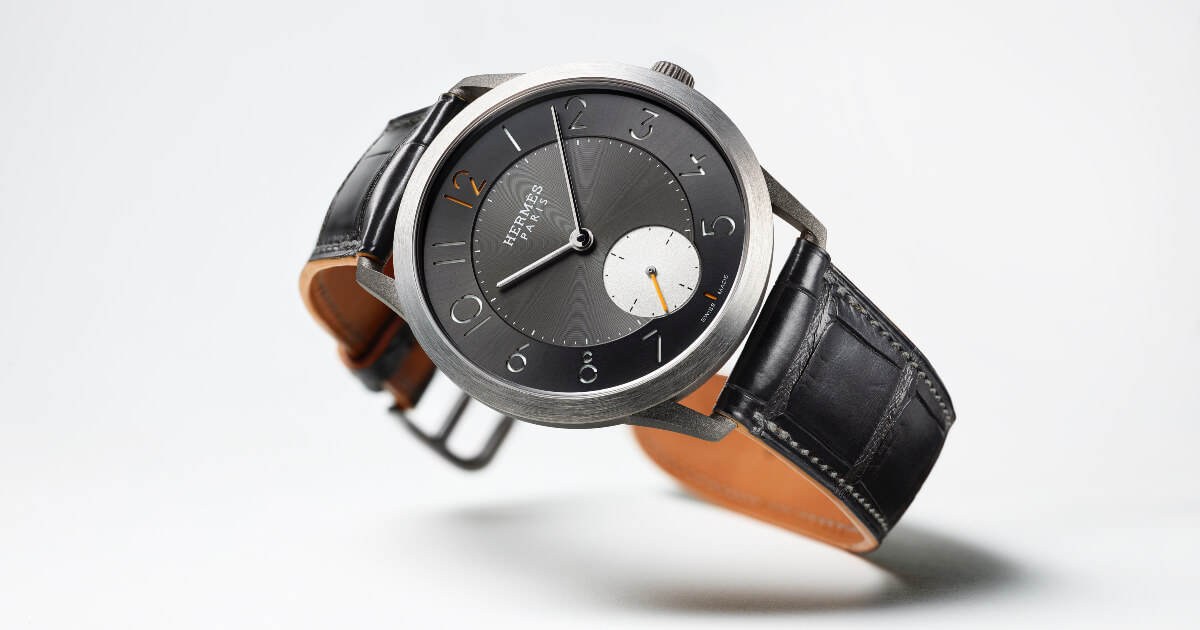 Hermes Slim d'Hermès Titane Watch (Specifications, Pictures and Price)