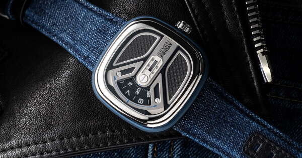 Sevenfriday SF-M1B/01 (Specifications and Price)