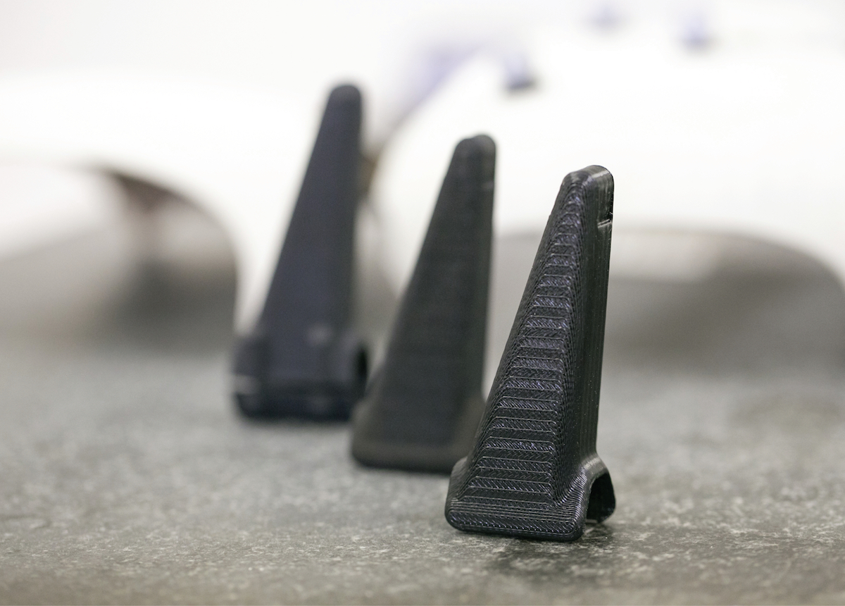 Quick-turn 3D printed parts
