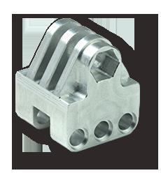 Aluminum CNC machining material CNC machined aluminum