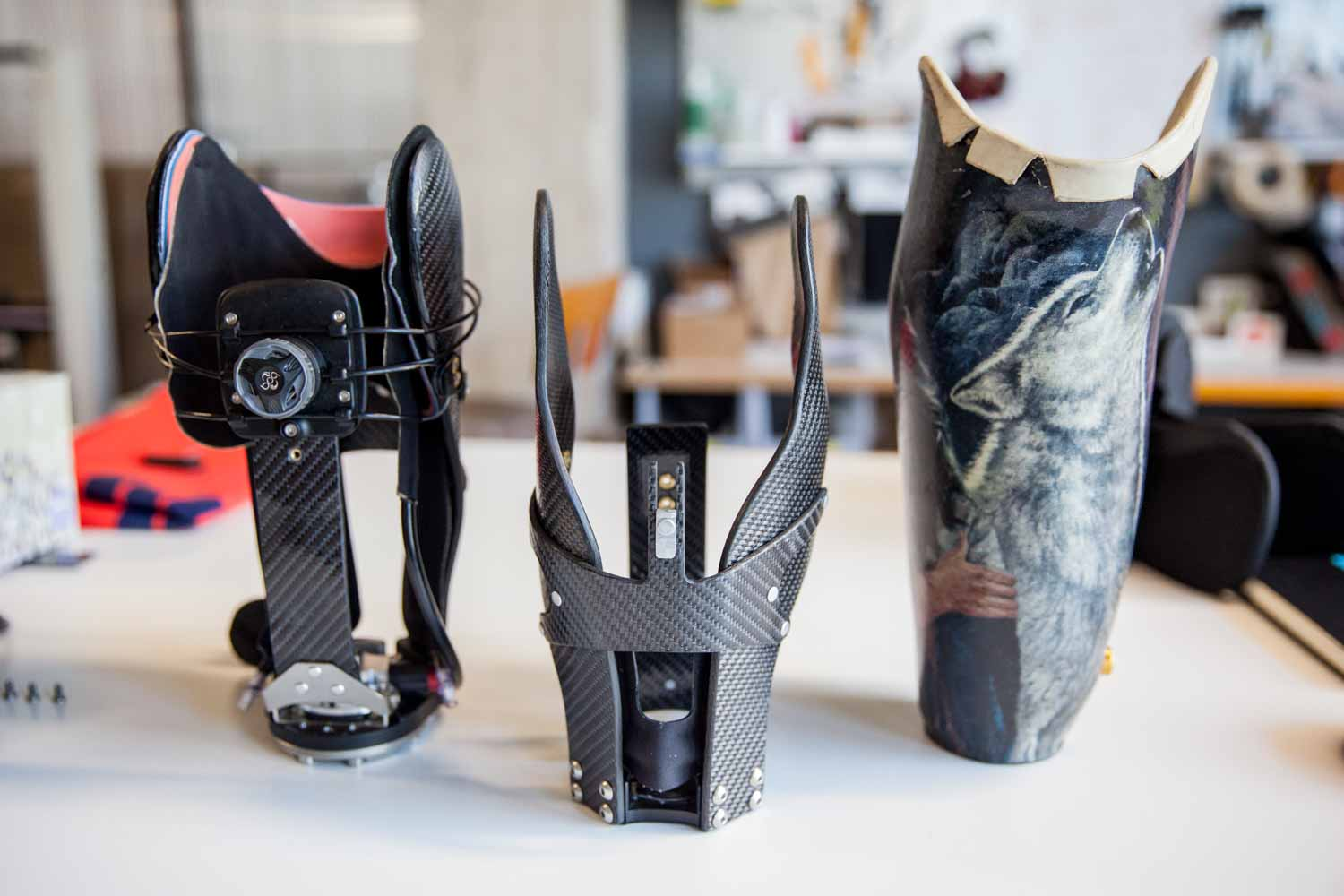 Lim innovations modular prosthetic device