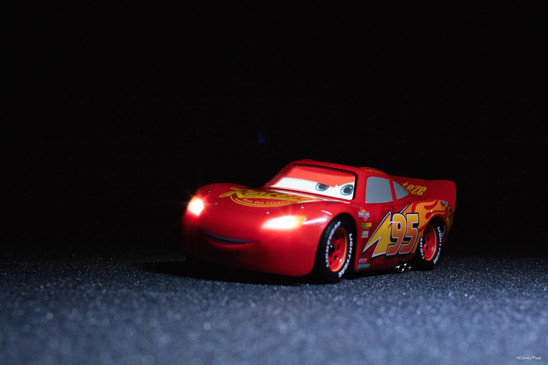 Sphero ultimate lightning mcqueen race car robotic toy