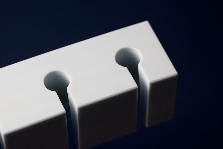 Polypropylene CNC material