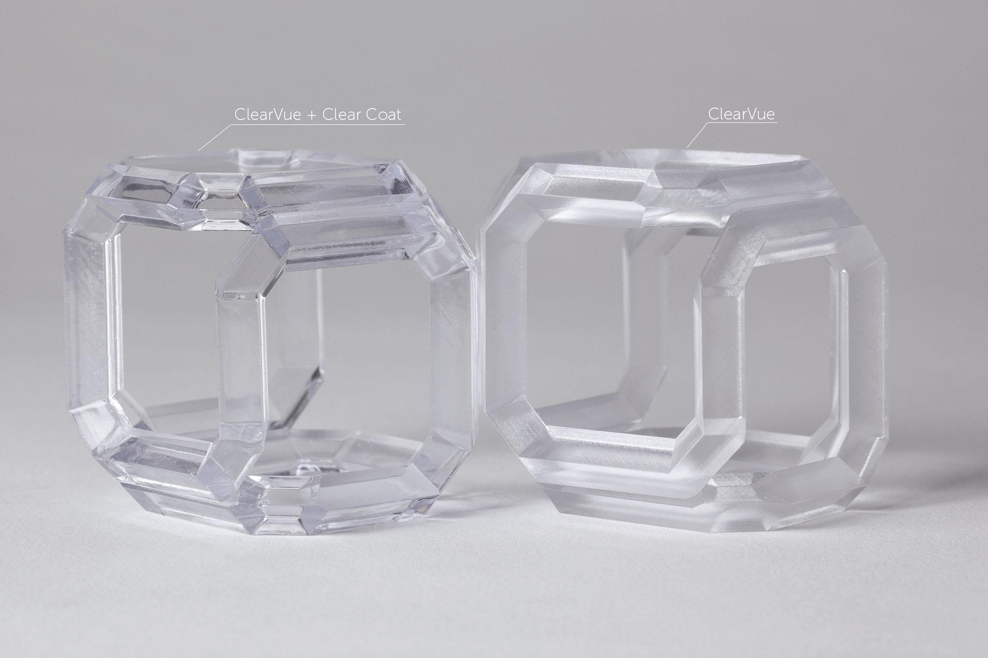 Accura Clearvue SLA 3d printing material