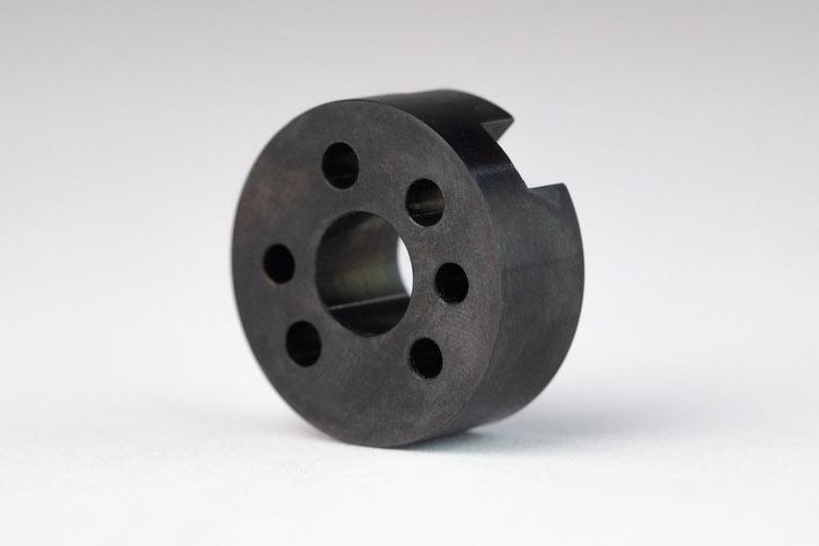 black oxide cnc finishing