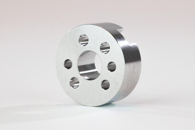 electropolishing cnc surface finish stainless steel