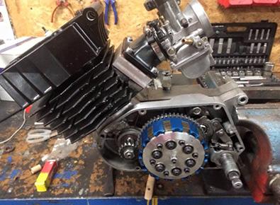 Motor Regeneration & Service