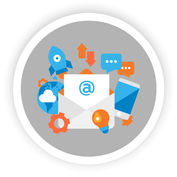 pivotal it contact us image with email and chat elements