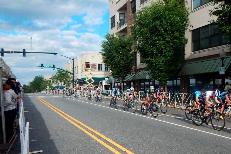 2015 criterium race course