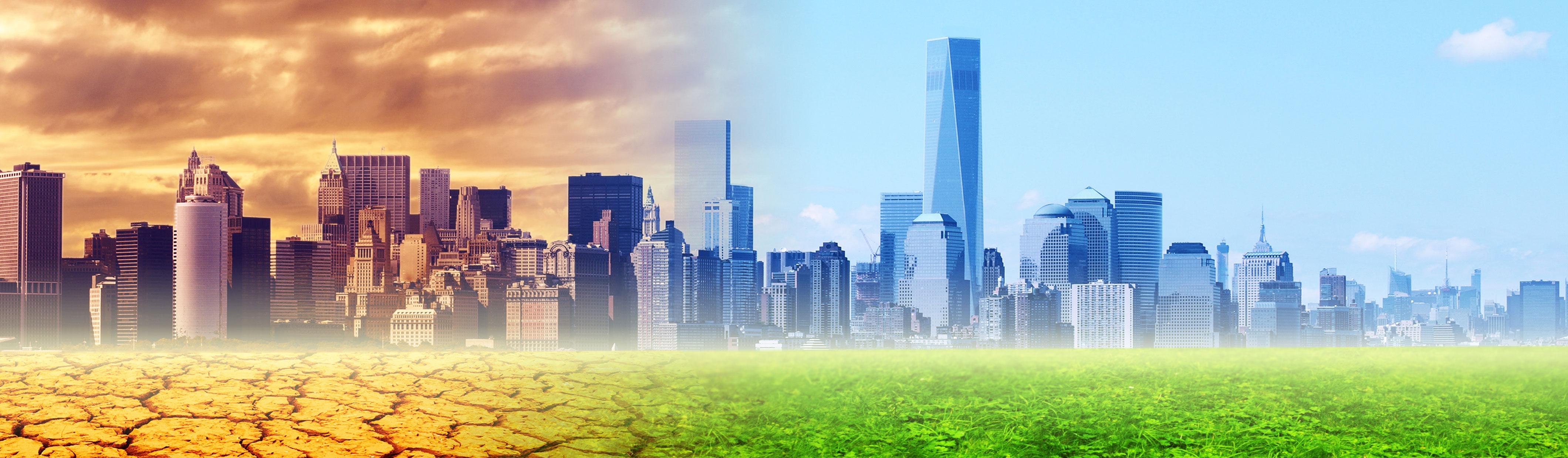 Prognosetool für die Stadtplanung:  CFD-Strömungssimulation