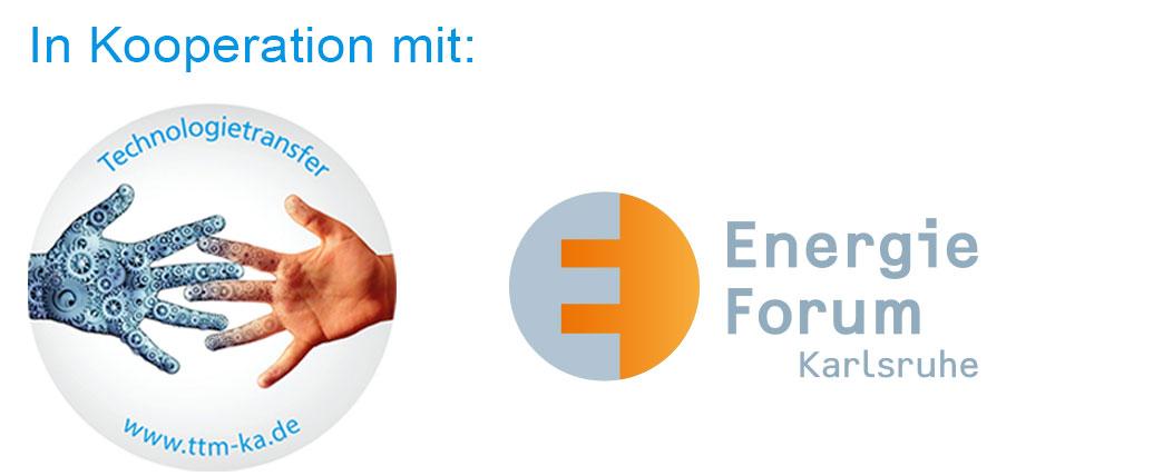 In Kooperation mit der Stadt Karlsruhe Wirtschaftsförderung