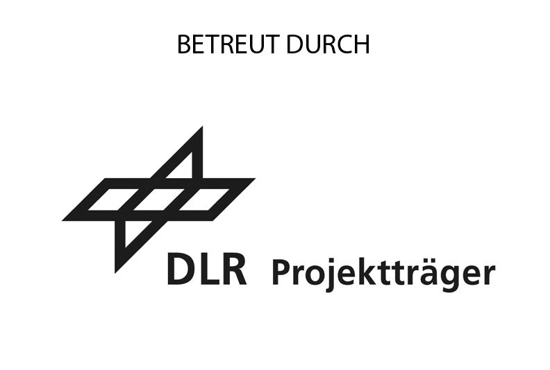 betreut durch den DLR Projektträger
