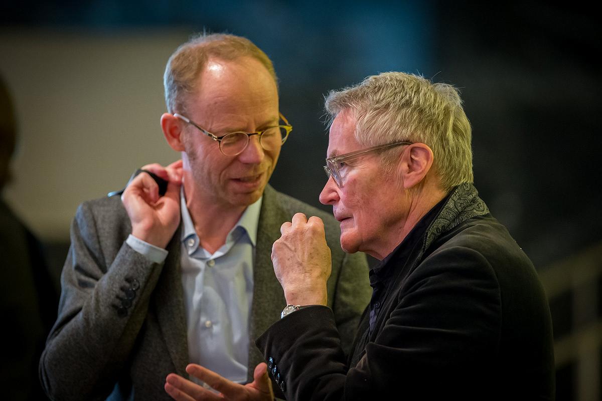 Prof Lederer auf dem Fassaden Kongress 2018 / HTCO-Vortrag Strömungssimulation für Architekten und Gebäudeplaner