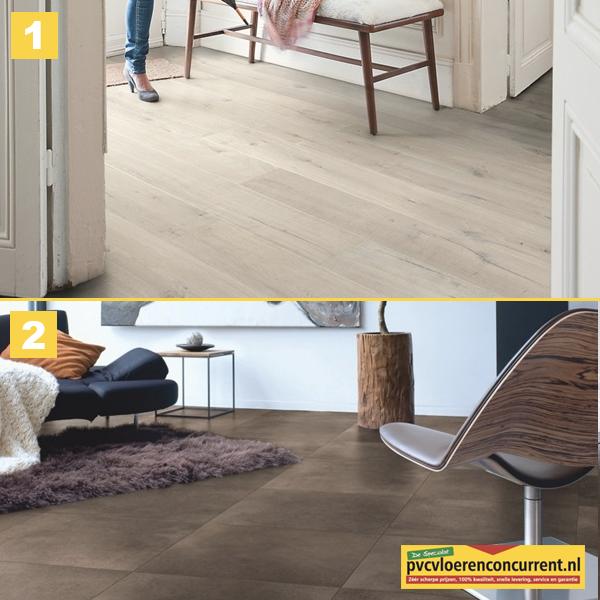 Welke vloer past het beste in jouw interieur?