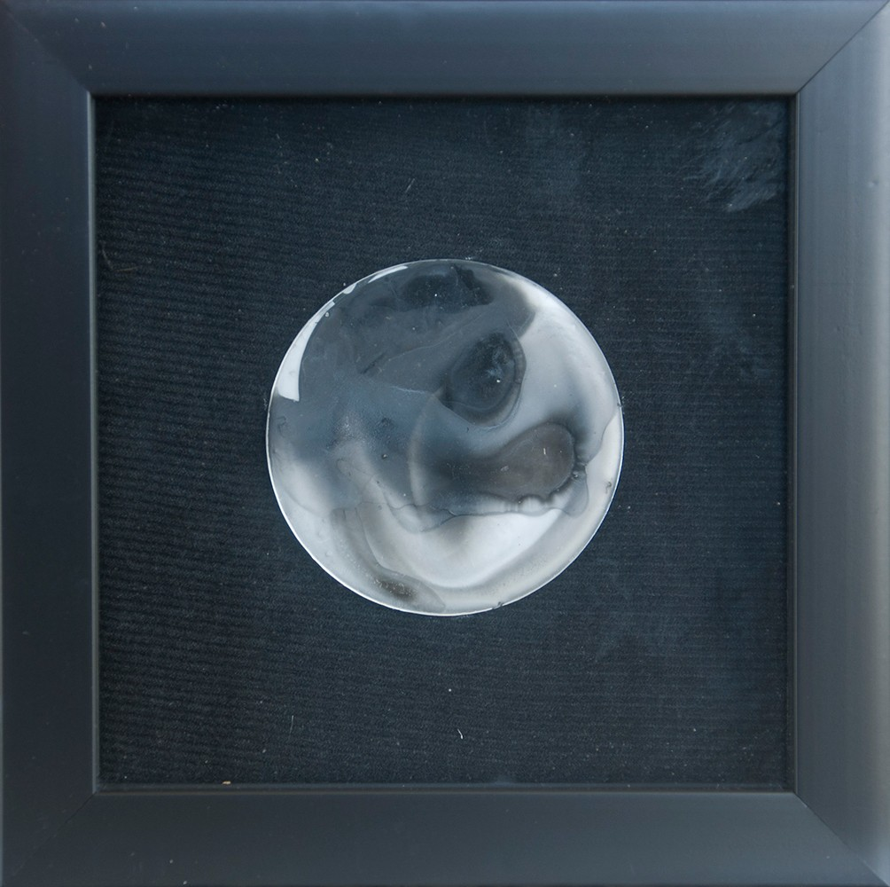 Flattened Sphere in Box #3