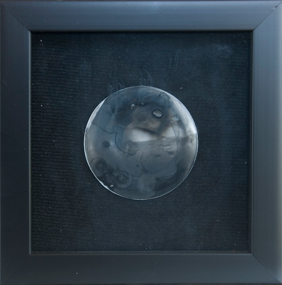 Flattened Sphere in Box #4